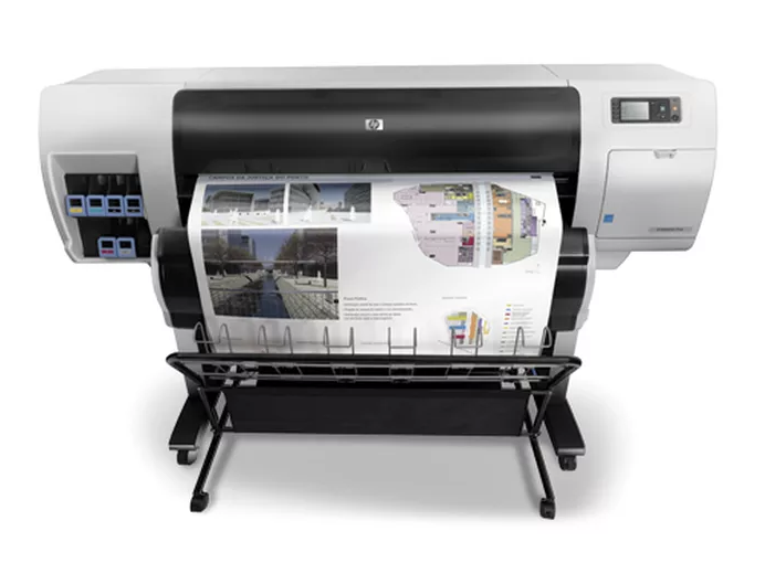 DesignJet printer repair