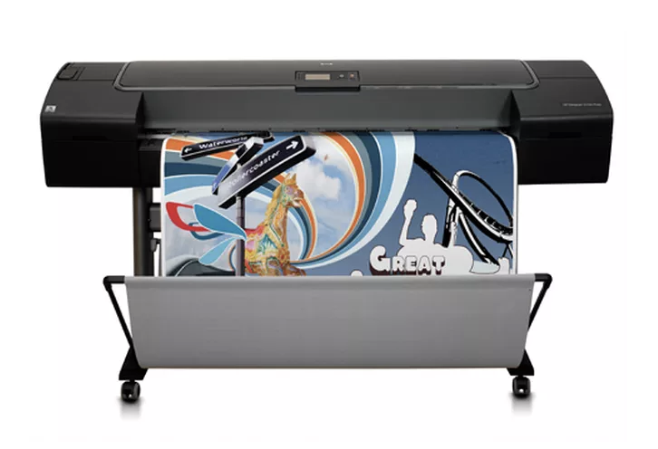 HP DesignJet Z2100 repairs